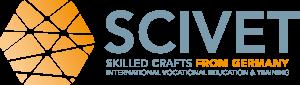 Logo Projekt SCIVET - Skilled Crafts – International Vocational Education and Training