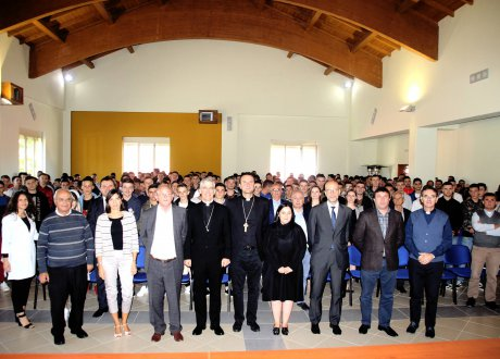 Photo: Shën Jozefi Punëtor Vocational School in Rrëshen in Albania